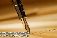Kontrak Perjanjian Pekerjaan Borongan
