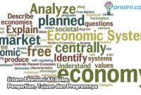 sistem ekonomi ali baba