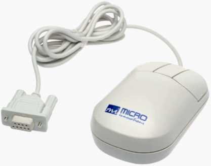 serial mouse