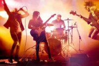 pengertian musik rock