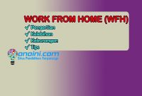 pengertian work from home